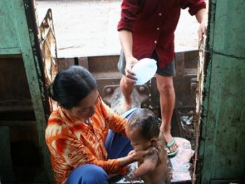 柬埔寨的火车之旅07