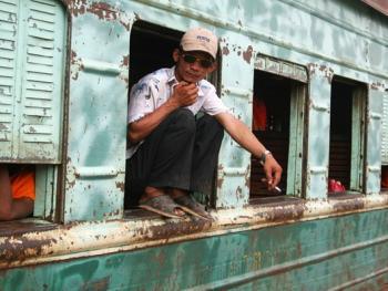 柬埔寨的火车之旅08