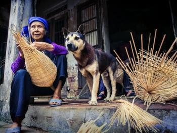 越南编鱼篓06