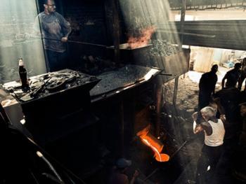 埃及金属铸造工艺08