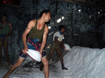 孟加拉制盐11