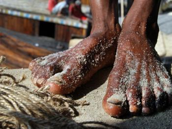 孟加拉制盐13