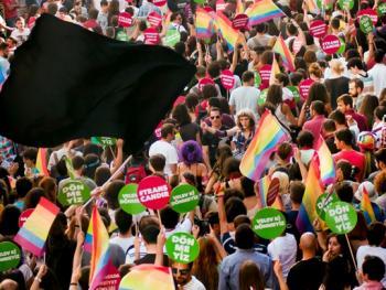 土耳其同性恋游行10