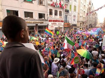 土耳其同性恋游行13