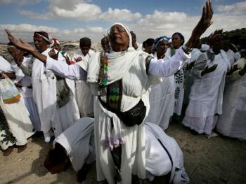 埃塞俄比亚犹太人的西格德节10