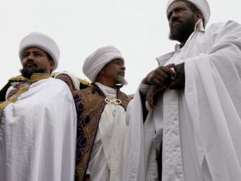 埃塞俄比亚犹太人的西格德节11