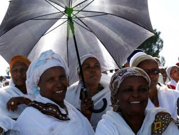 埃塞俄比亚犹太人的西格德节12