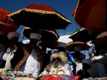 埃塞俄比亚犹太人的西格德节13