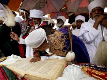 埃塞俄比亚犹太人的西格德节02