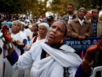 埃塞俄比亚犹太人的西格德节03
