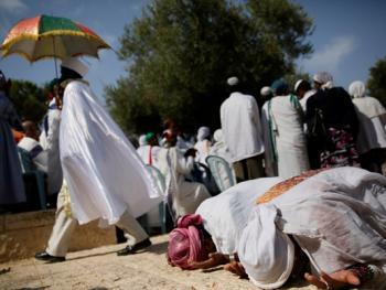 埃塞俄比亚犹太人的西格德节04
