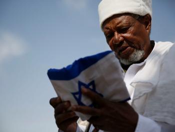 埃塞俄比亚犹太人的西格德节05