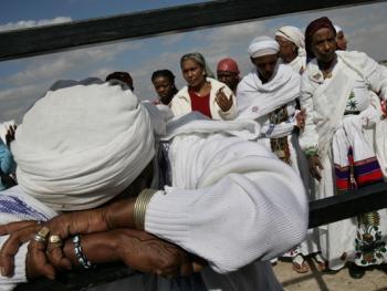 埃塞俄比亚犹太人的西格德节06