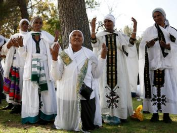 埃塞俄比亚犹太人的西格德节07
