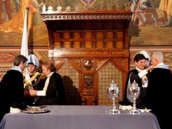 圣马力诺执政官就职仪式11
