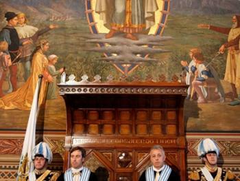 圣马力诺执政官就职仪式12