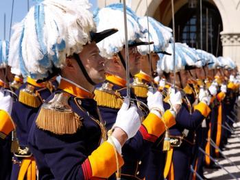 圣马力诺执政官就职仪式13