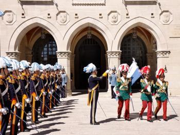 圣马力诺执政官就职仪式14