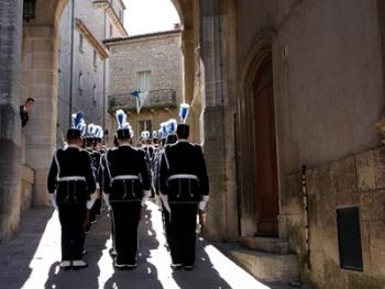 圣马力诺执政官就职仪式06