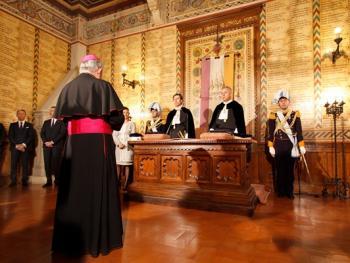 圣马力诺执政官就职仪式07