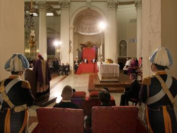 圣马力诺执政官就职仪式08