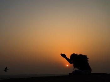 印度教的恒河祈祷