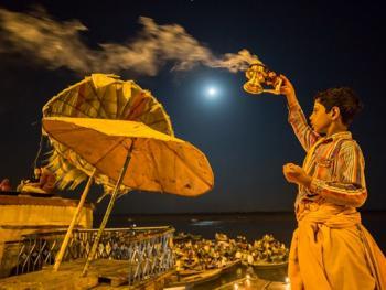 印度教的恒河祈祷11