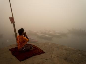 印度教的恒河祈祷12