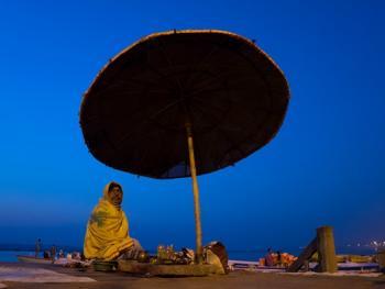 印度教的恒河祈祷02