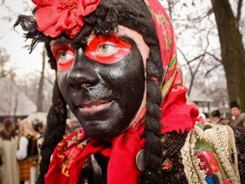 罗马尼亚的面具10