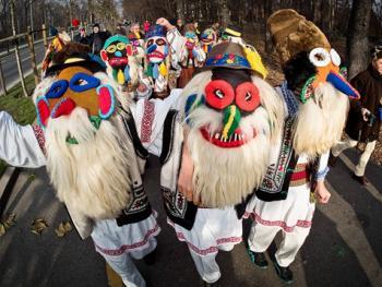 罗马尼亚的面具02