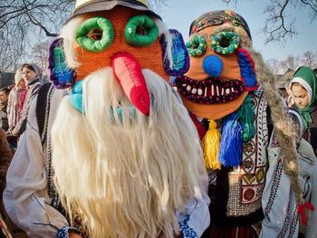 罗马尼亚的面具