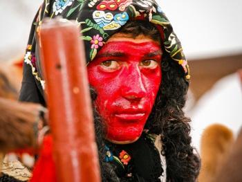 罗马尼亚的面具09