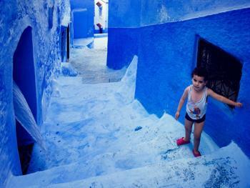 蓝色之城舍夫沙万11