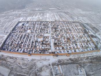 鸟瞰中国古建筑10