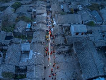 鸟瞰中国古建筑12