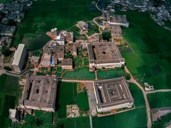 鸟瞰中国古建筑05