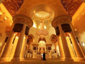 扎耶德大清真寺10