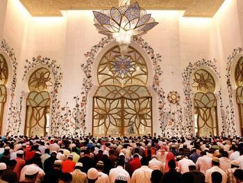 扎耶德大清真寺11