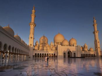 扎耶德大清真寺12