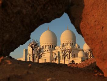 扎耶德大清真寺06