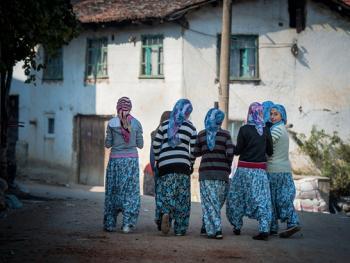 乌鲁达山村的传统生活10