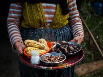 乌鲁达山村的传统生活11