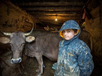 乌鲁达山村的传统生活13