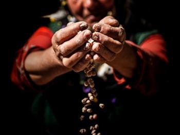 乌鲁达山村的传统生活14