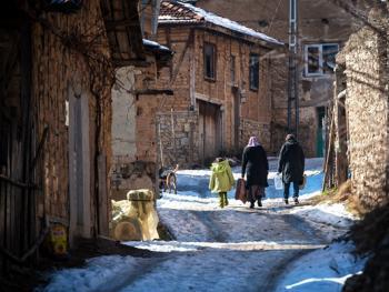 乌鲁达山村的传统生活03