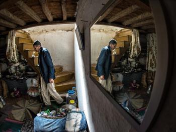 乌鲁达山村的传统生活06