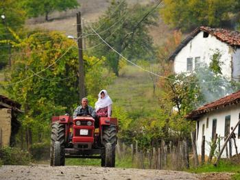 乌鲁达山村的传统生活09