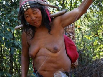 老挝的阿卡部落02