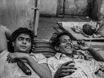 印度敛尸家族的生活13